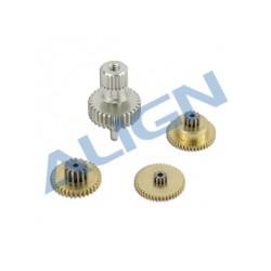 Align DS455 servo gear set (HSP45502)