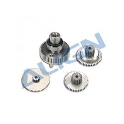 Set de pignons servo Align BL815H (HSP81501)