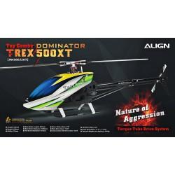 Hélicoptère Align T-Rex 500XT Dominator Top Combo (RH50E25X)