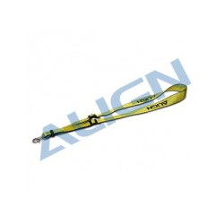 Align radio strap - golden yellow - HOS00012