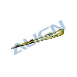 Radio strap jaune Align - HOS00012