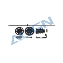 Kit upgrade hélicoptère radiocommandé Align 500XT - H50T020XX