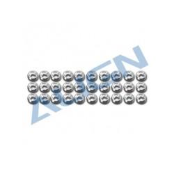Rondelles Align M2.5 grises (H47Z004XR)