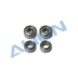 Roulements à billes MR74ZZ/MR83ZZ - Align H50066