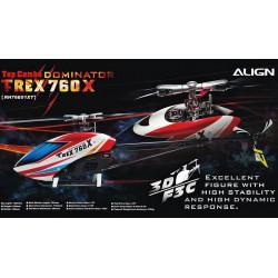 T-REX 760X DOMINATOR Kit (RH76E04X)