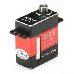 KST MS325 Digital HV Swashplate Micro Servo - Magnetic Sensor