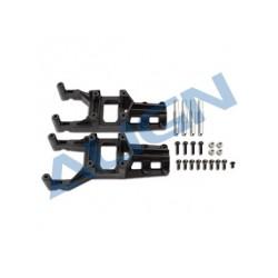 Support tube de queue T-Rex 550/600 (H55T004AX)