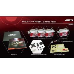 MKS HV9767 + HV9780 Combo pack