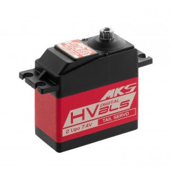 HBL665 - Servo Digital HV Brushless MKS