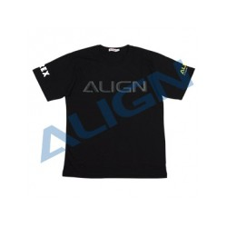 Flying T-shirt (HELI PILOT) Black (HOC00219)