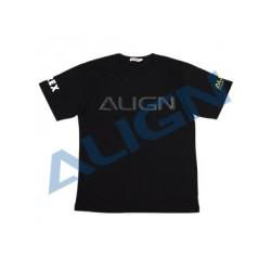 T-shirt Align Heli Pilot noir (HOC00219)