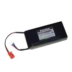 Batterie Futaba FT2F2100B - 6,6V - 2100 mAh - Lithium