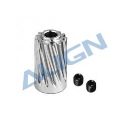 Motor Slant Thread Pinion Gear 13T (L27) (H70G011XX)