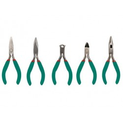 Precision Pliers Set (x5)