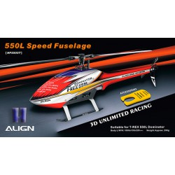 Align T-REX 550L rc helicopter Speed Fuselage (HF5505)