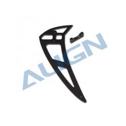 700X Carbon Fiber Vertical Stabilizer (H70T014XX)