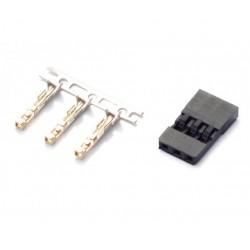 JR female connector (x5)