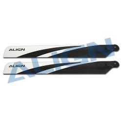 Pales fibre de carbone 230 - Align HD320A
