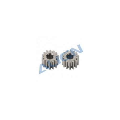 Pignon moteur 14 dents T-Rex 300X (H30G003XX)