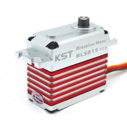 KST BLS815 HV Brushless Swashplate Servo