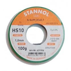 Soldering wire 1mm (100g)