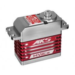 MKS HBL990 - Rudder HV digital brushless servo