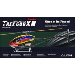 Align T-Rex 600XN Combo (RH60N07X)
