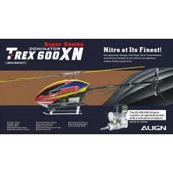 Align T-Rex 600XN Super Combo (RH60N06X)