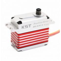 KST BLS915 V2 Brushless HV Swashplate Servo