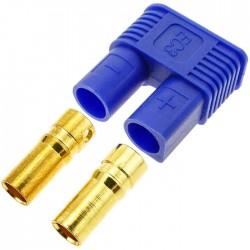 Connecteur EC3 (femelle) accus Lipo