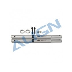 Align T-Rex 600N DFC main rotor shaft set - L170mm (H6NH001XX)