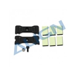 450L Tail Boom Support Rods Reinforcement Plates Set (H45T008XX)