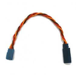 JR Straight Extension Servo Wire - 0,33mm² - 150mm