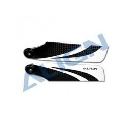 105 Carbon Fiber Tail Blade (HQ1050B)