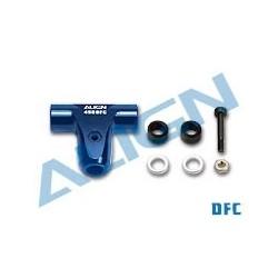 450DFC Main Rotor Housing Set/Blue (H45163QN)