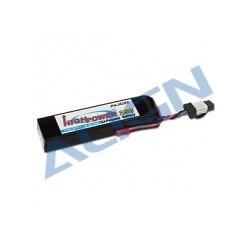 Pack Lipo Align 2800 mAh 2S1P 25C (HBP28003)