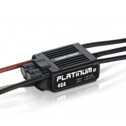 Hobbywing Platinum 40A V4 - 7A BEC (3-4S) brushless ESC