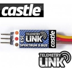 Castle Telemetry Link Spektrum X-Bus