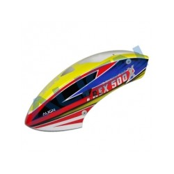Align T-Rex 500X rc heli painted canopy (HC5125)