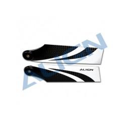 85 Carbon Fiber Tail Blade (HQ0850B)
