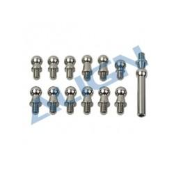Align T-REX 700E rc heli tri-blades linkage ball set (H70Z006XX)