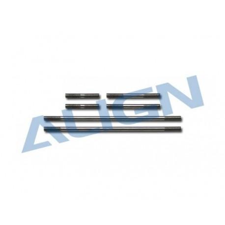 Tringlerie cyclique hélicoptère radio commandé Align T-Rex 700E (H70069)