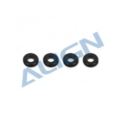Align T-REX 650X rc helicopter canopy nut (H65B017XX)