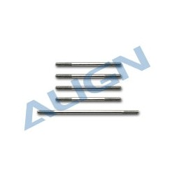 Stainless steel linkage rod for Align T-REX 250 rc heli (H25057)