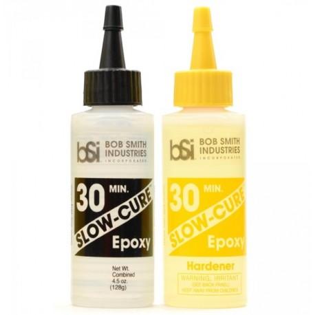 Résine Epoxy BSI Slow Cure 30 min 128g (BSI205)