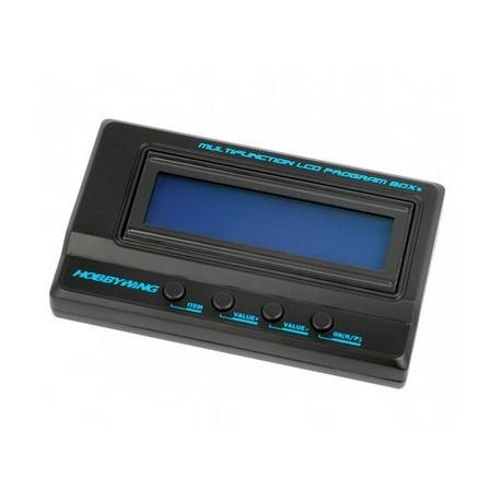 Multifonction LCD Program Box G2 Hobbywing