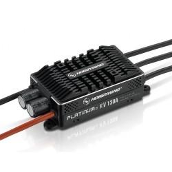 Hobbywing Platinum HV 130A V4 BEC 10A (5-14S) brushless ESC