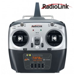 Radiolink T8FB BT 8-channel Transmitter (Mode 1) w/R8EF Receiver