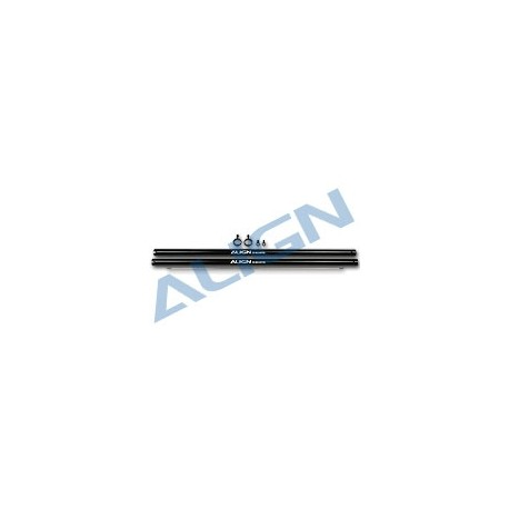 Tail boom/black for Align T-REX 250 rc helicopter (H25030-00)