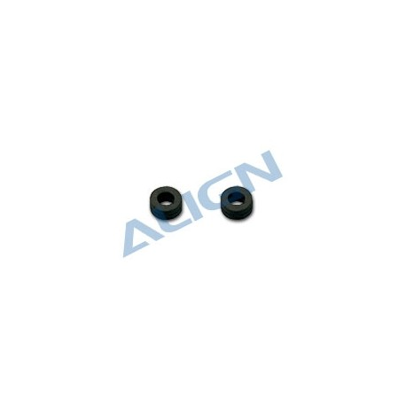 Damper Rubber 75° for Align T-REX 250 rc helicopter (H25038A)